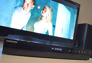 Samsung stopper produksjon av 4K Blu-ray-spillere