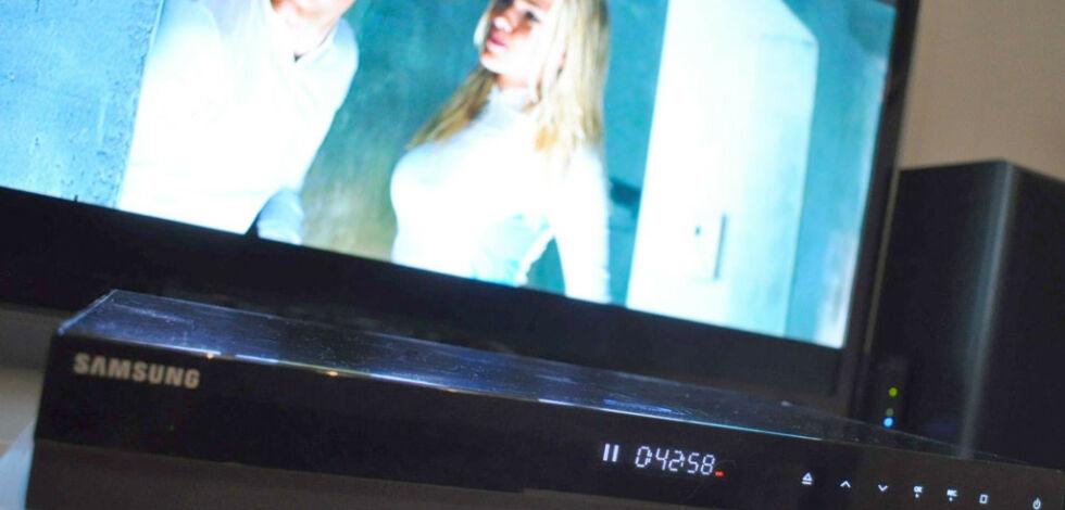 image: Samsung stopper produksjon av 4K Blu-ray-spillere