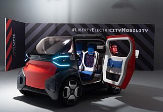 Denne elbilen kan kjøres av 16-åringer uten lappen