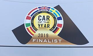 AVGJØRES: Jurymedlemmene er i Paris for å kjøre de siste testene før Car of the Year 2019 skal bestemmes. Foto: Rune Korsvoll