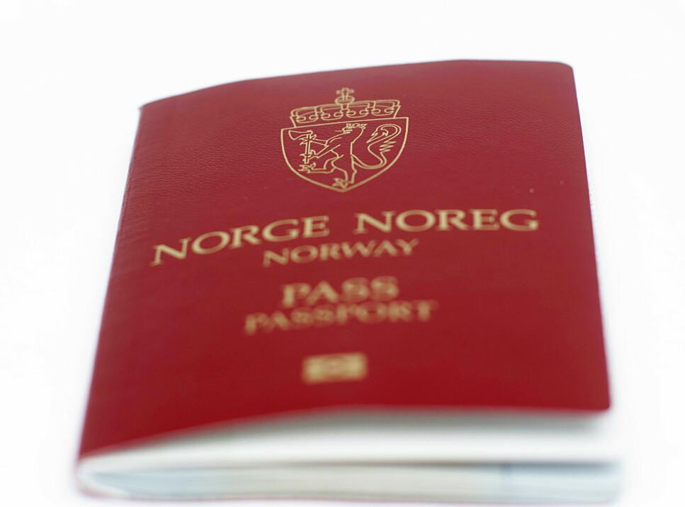 ØKER KAPASITETEN: For å fjerne passkøene på Østlandet åpnes det nå for timebestilling 150 dager fram i tid. Foto: NTB scanpix