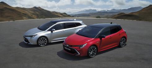 Dette koster nye Toyota Corolla