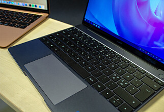 PC-duell: MateBook 13 mot MacBook Air