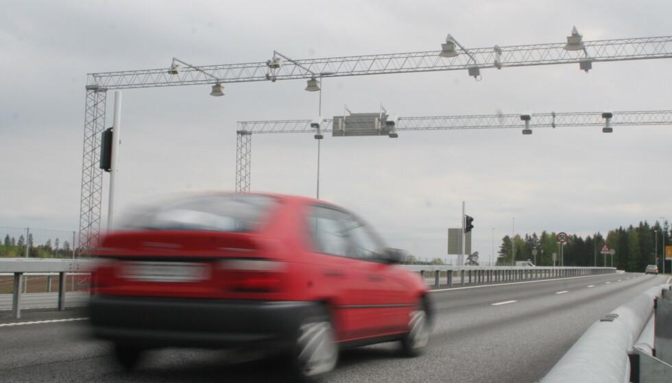SETTER AV 200 MILL: Regjeringen vil bevilge 200 millioner kroner til å betale ned tre bompengeprosjekt i revidert nasjonalbudsjett. Foto: NTB Scanpix