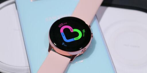 image: Her er Samsungs nye klokke