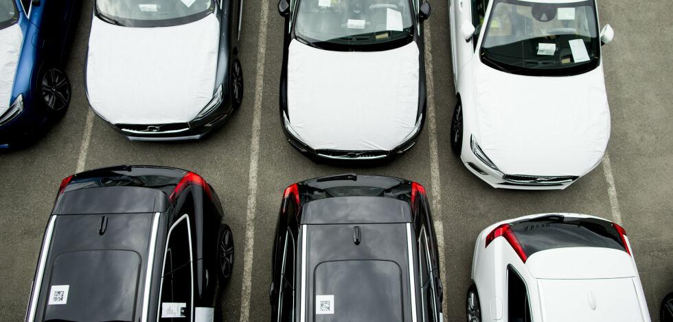 image: Lavere bilsalg dempet oppgangen i varekonsumet