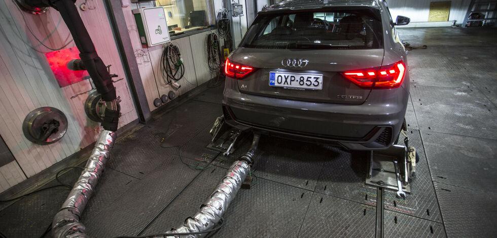 image: Ny sjokkmåling gir dieselbilen stryk