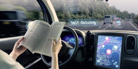 - Norge er blant landene som er best tilrettelagt for selvkjørende biler