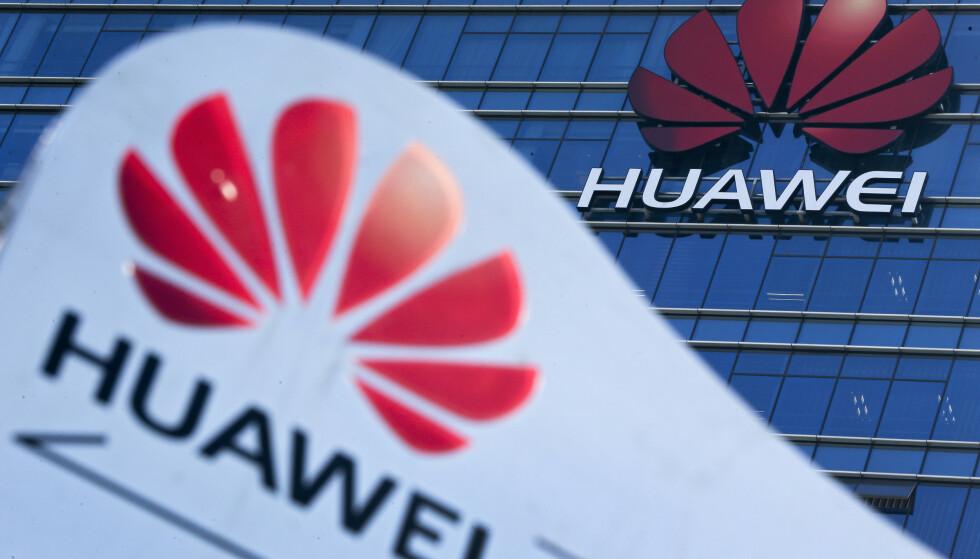 TRUSSEL?: Sikkerhetsekspert mener trusselen fra Huawei er overdreven. Foto: Andy Wong/AP