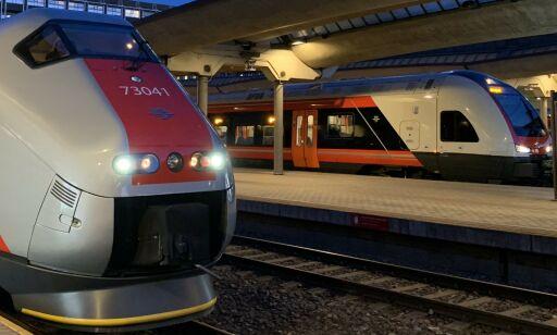 image: Norge kan trenge dobbelt så mange tog i 2050