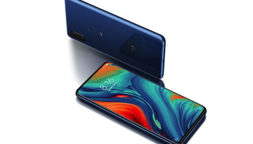 Xiaomi Mi Mix 3 5G. Foto: Xiaomi
