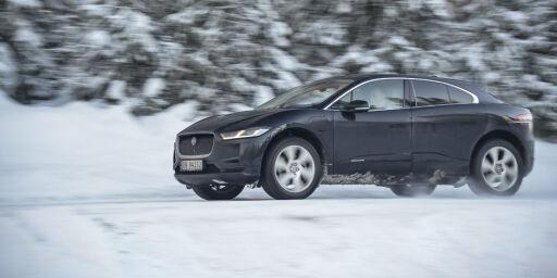image: Jaguar I-Pace ble årets bil i Europa 2019!