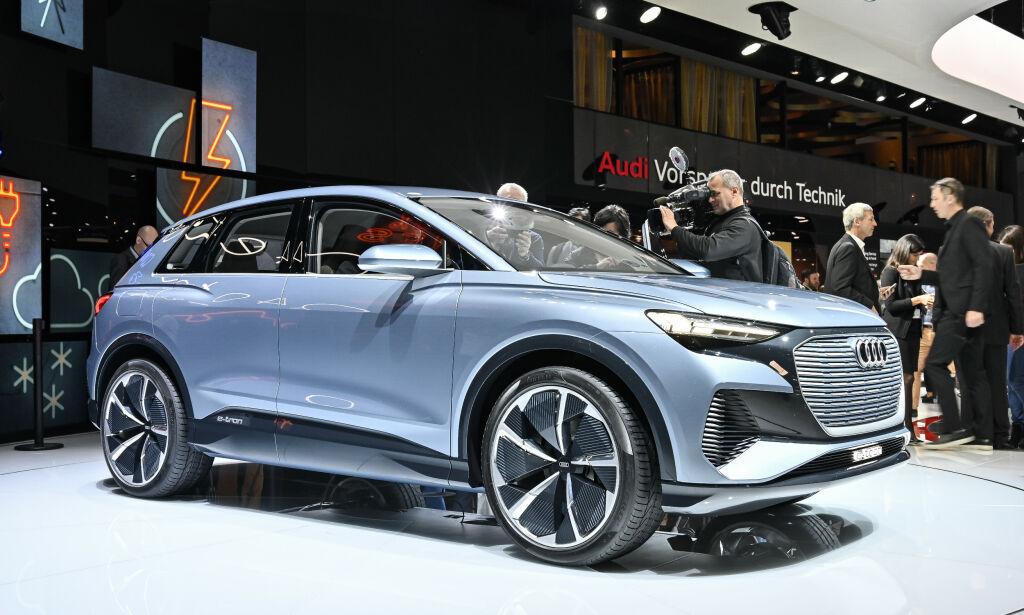 image: Elektrisk storoffensiv fra Audi