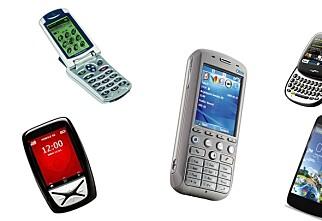 Her er mobilprodusentene du har glemt