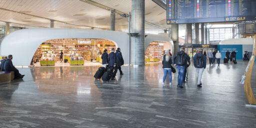 image: Disse norske flyplassene har Europas beste kundeservice