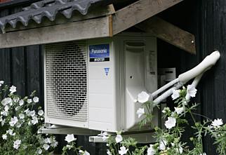 Enova kutter: Populære varmepumpestøtter halveres