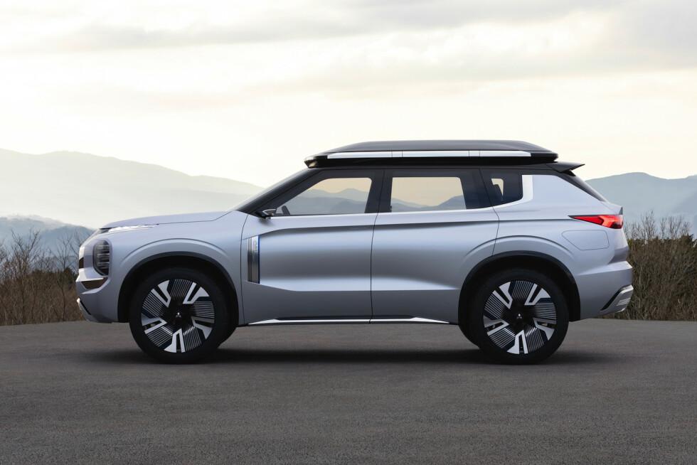 Mitsubishi Motors makes world premiere of the ENGELBERG TOURER a