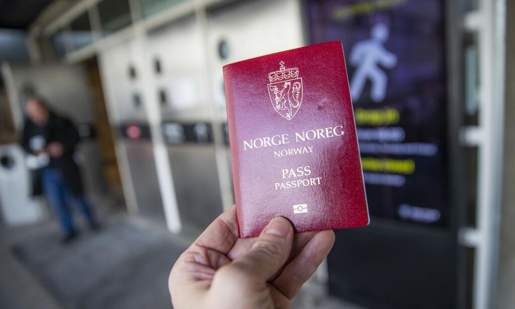 image: Tar grep for å fjerne passkøene