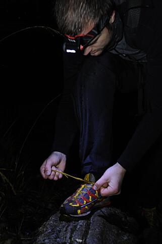 NÆRLYS: Til arbeid på nært hold fungerer det best med bredt og mykt lys. Foto: Egill. J Danielsen