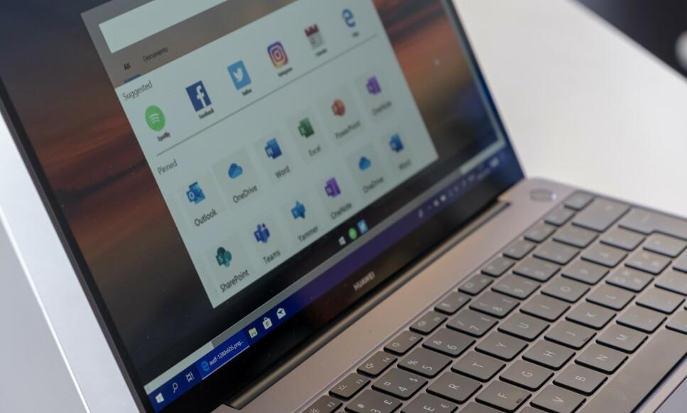 WINDOWS LITE: Microsoft trapper opp kampen mot Google Chrome OS om det lukrative skolemarkedet. Foto: Martin Kynningsrud Størbu