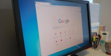 Nå ber også Google Windows 7-brukerne om å oppgradere
