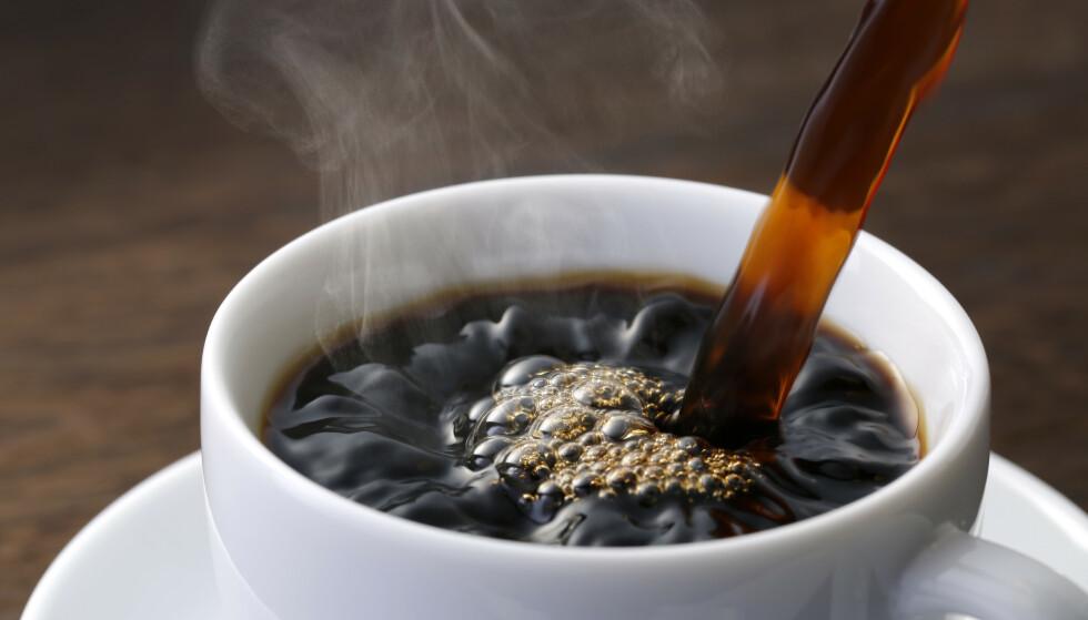 GOD SMAK: Tre kaffetrakter deler førsteplassen i den danske testen av kaffetraktere. Foto: NTB Scanpix