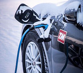 image: De beste elbilene i kald, norsk vinter
