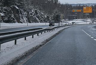 Farlige feil på veirekkverk avdekket av Vegtilsynet