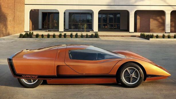 DOWN UNDER: Holden er fra Australia og var en av de første biler utstyrt med GPS. Foto: Holden