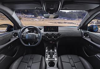 Norges første test av elektrisk SUV fra DS