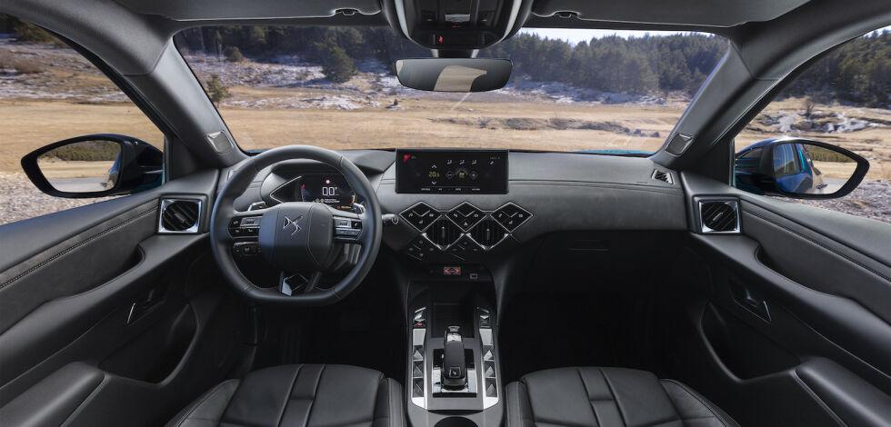 image: Norges første test av elektrisk SUV fra DS