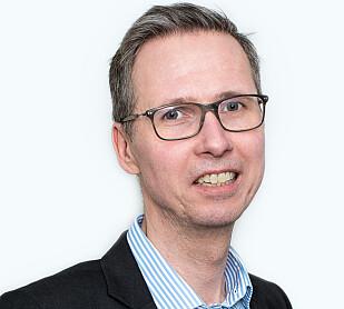 BJARNE AMUNDSEN: Direktør for kreditt og prosess i Fana Sparebank. Foto: Fana Sparebank.