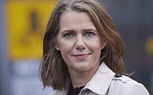KOMMUNIKASJONSSJEF: Camilla Ryste i NAF mener bompenger er usosialt. Foto: NAF