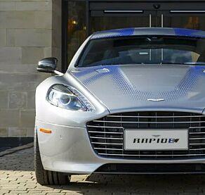 image: Her er den nye James Bond-(el)bilen