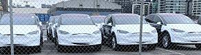 image: En enorm Tesla-leveranse