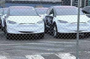 image: Enorme Tesla-leveranser til Norge