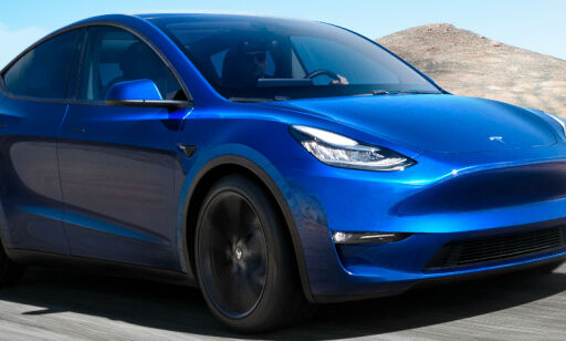 image: Her er Tesla Model Y
