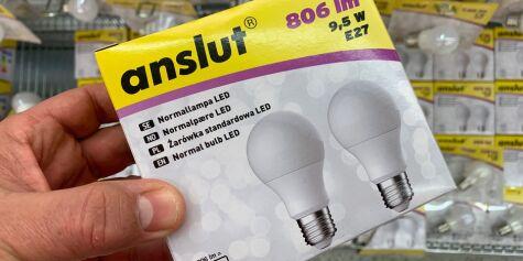 image: Her kjøper du LED-pærene billigst