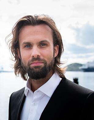 Thomas Iversen er jurist i Forbrukerrådet. Foto: Forbrukerrådet/Njerve