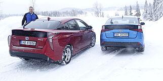 image: Toyota med firehjulsdrift ingen har sett maken til