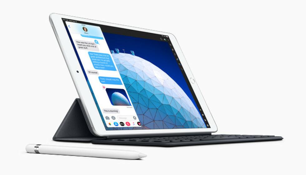 iPAD AIR: Apple lanserer to nye iPad-er: iPad Air og iPad mini - begge med støtte for Pencil. Foto: Apple