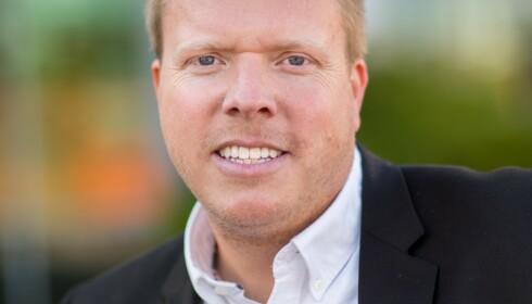 Eivind Helgaker er administrerende direktør i Ice. Foto: Ice