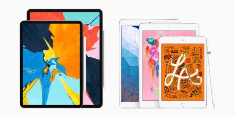 image: Velg riktig iPad