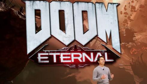 Doom Eternal kommer til Google Stadia. Foto: Justin Sullivan/AFP