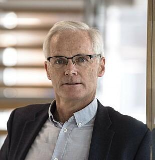 Konkurransedirektør Lars Sørgard. Foto: Konkurransetilsynet.