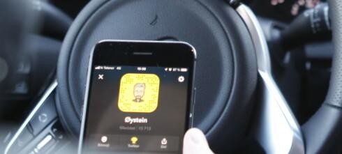 Nå advarer politiet mot Snapchat