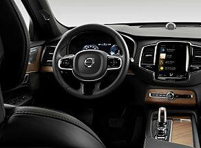 image: Volvo: Kamera skal stoppe fyllekjøring