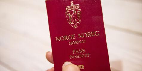 image: Her kan de kreve pass på flyreisen i Norge