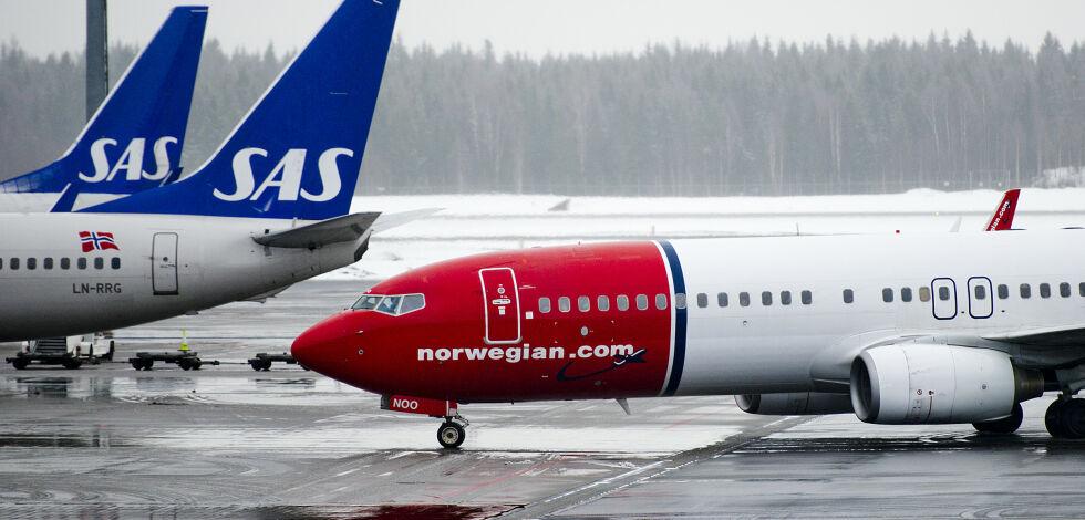 image: Dette gjør flyselskapene med den nye flypassasjeravgiften