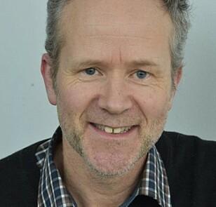 TAR LANG TID: - Det vil ta lang tid å få på veien selvkjørende biler som kan klare seg i bytrafikk blant syklister og fotgjengere, tror Svein-Helge Mundal i Statens vegvesen. Foto: Statens vegvesen.